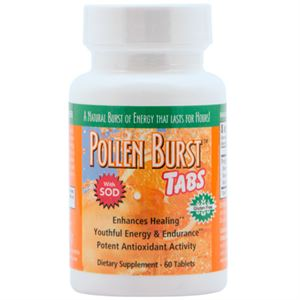 Picture of Pollen Burst™ Tabs - 60 tablets